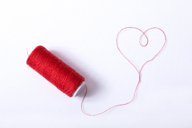 糸の種類 フィラメント糸とスパ...